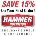 Click to get 15% off Hammer Nutrition products.